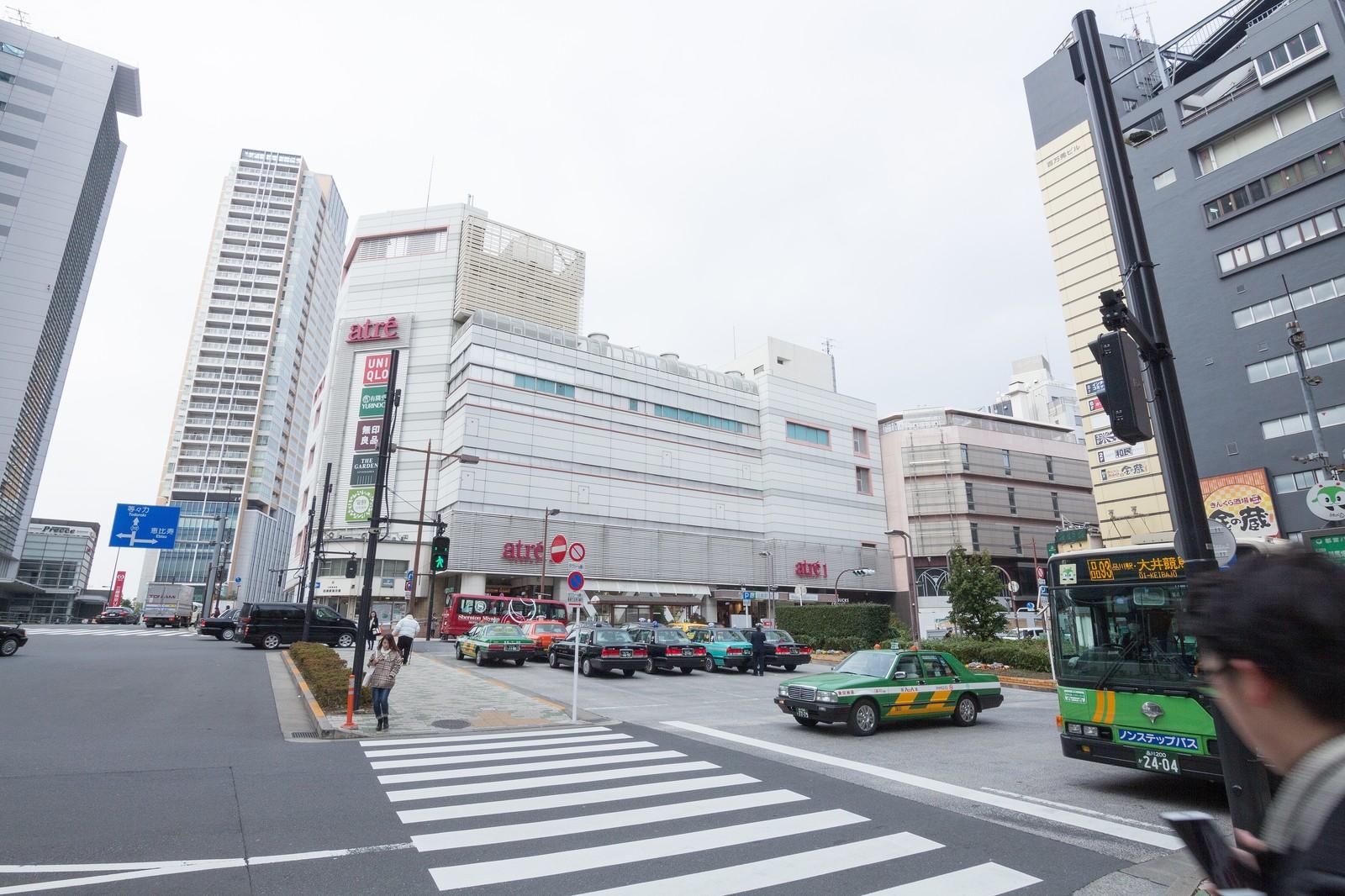 目黒駅 駅前