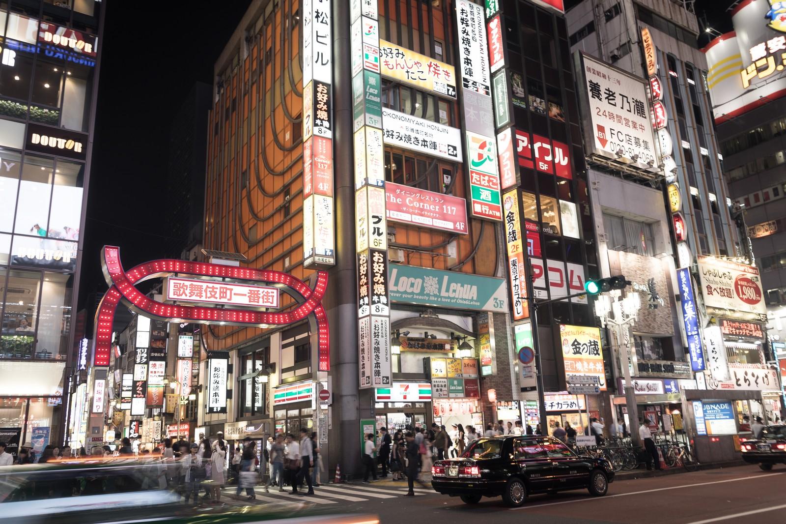 歌舞伎町のおすすめ情報